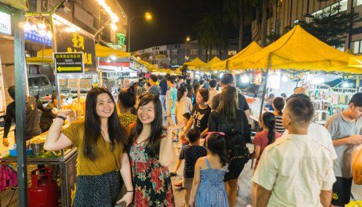 Hidden Taiwanese night market in Kuala Lumpur: 13 Hipster snacks at Pasar Malam Taman Segar you must not miss!