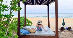 Stay at a romantic beachfront escape at Terengganu (1 hour flight from Kuala Lumpur) - Tanjong Jara Resort