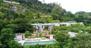 Swim up to peaceful lake views in Perak at this hidden rainforest resort! - Belum Rainforest Resort