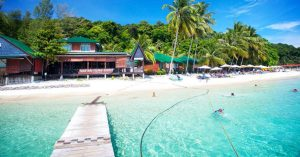 15 Affordable luxury beachfront hotels in Terengganu Islands with ocean views and clear waters (besides Perhentian)!