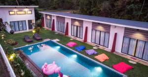10 Private pool villas in Langkawi near Cenang Beach for an island getaway with the besties or family!