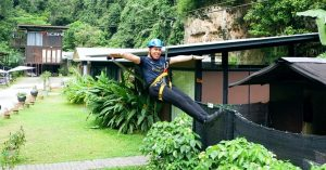 Xscape Tambun: Here's where to stay in Ipoh when you want unlimited fun and adventure (flying fox, cave exploration and more) with friends and family