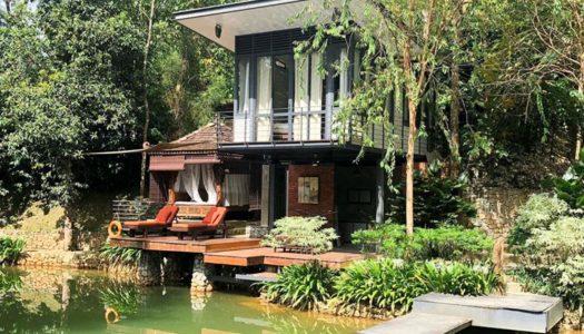Ratu Rening Residency: Jungle overwater retreat in Selangor with floating villas (1-hour from KL)