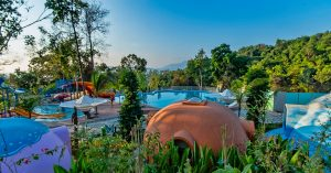 MyRus Resort Langkawi - Family-friendly glass treehouse in Langkawi with ocean views and waterslides