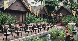 Rama V Fine Thai Cuisine - Romantic Thai restaurant in Kuala Lumpur that looks like a charming Thai village
